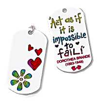 Photo of Act as if It Is Impossible... [Click to enlarge]