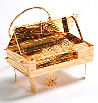 Photo of Square Piano [Click to enlarge]